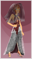 Fashion 21 Blood And Lace by autumnrose83