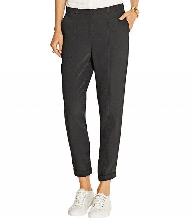 1 Trick Guaranteed to Make Your Pants More Flattering via @WhoWhatWear