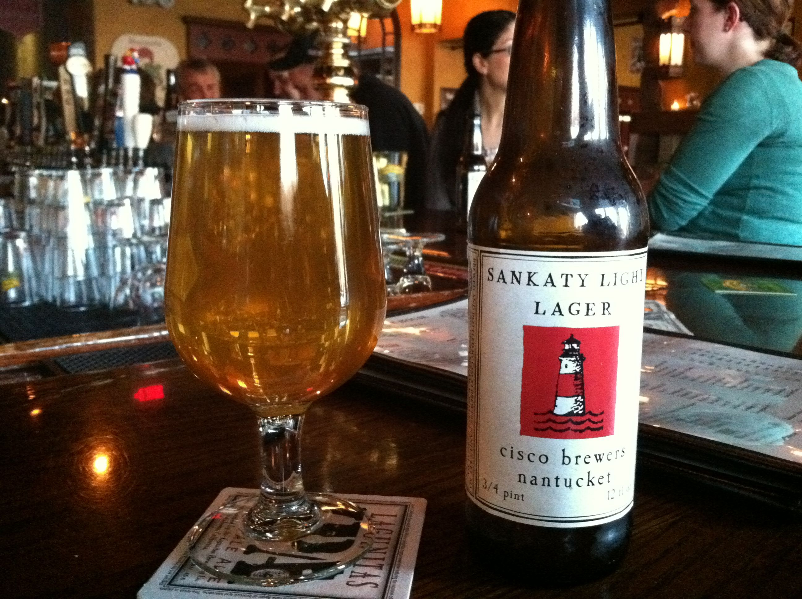Sankaty Light...Ahhhh, only to be at the brewery...very soon...