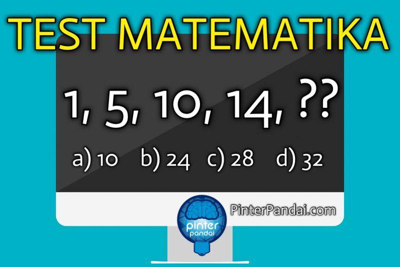 Quiz Matematika 1 5 10 14 Jawaban Anda Berapa Coba Yuk Matematika Belajar