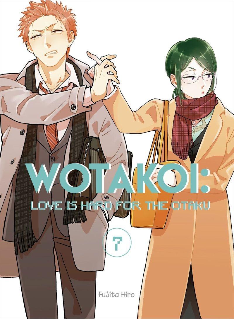 Read Wotaku Ni Koi Wa MuzukashII Chapter 46