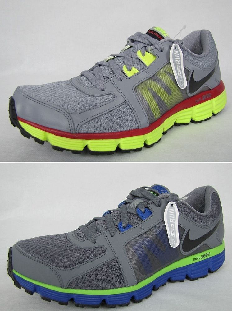 678bd4a9bf9 Nike Dual Fusion ST 2 Men's High-Performance Running Shoes Size: 13 ...