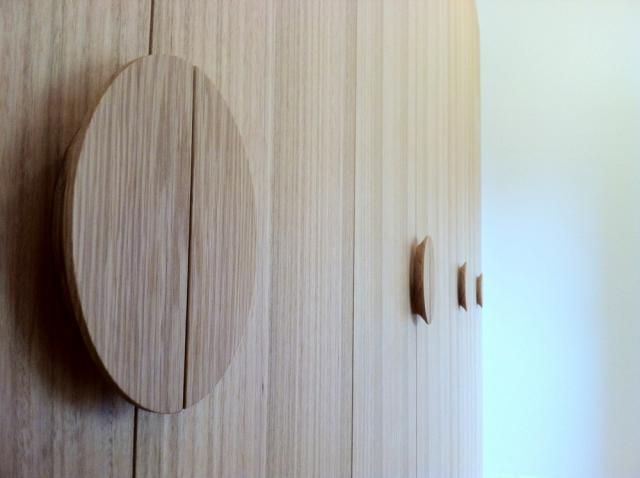 SUGATAKATACHI Japanese wooden hand-made door handles and knobs ...