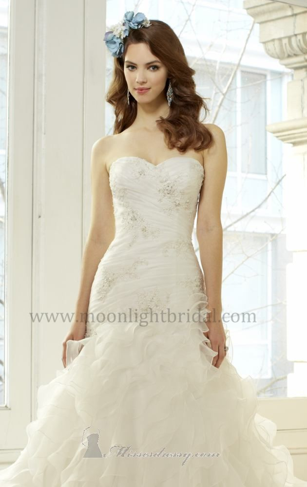 Moonlight H1221 by Moonlight Couture