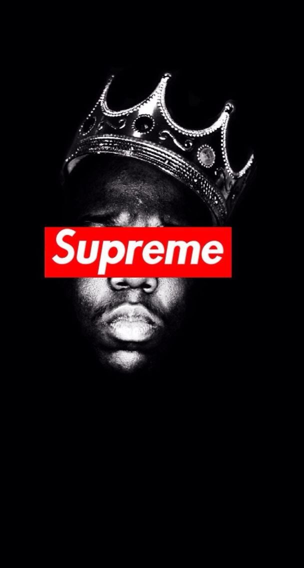 Supreme X Notorious BIG