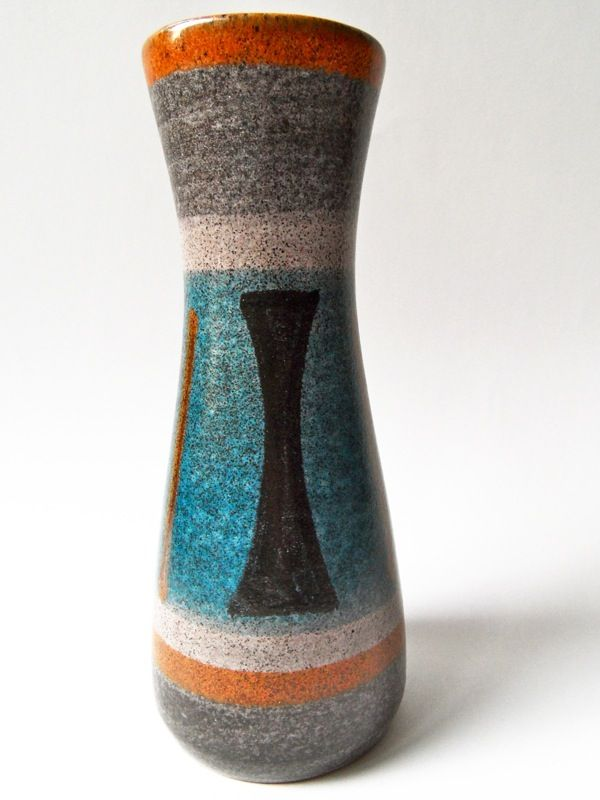 Mid Century Vase By Eschenbach Colour Me Happy Pinterest