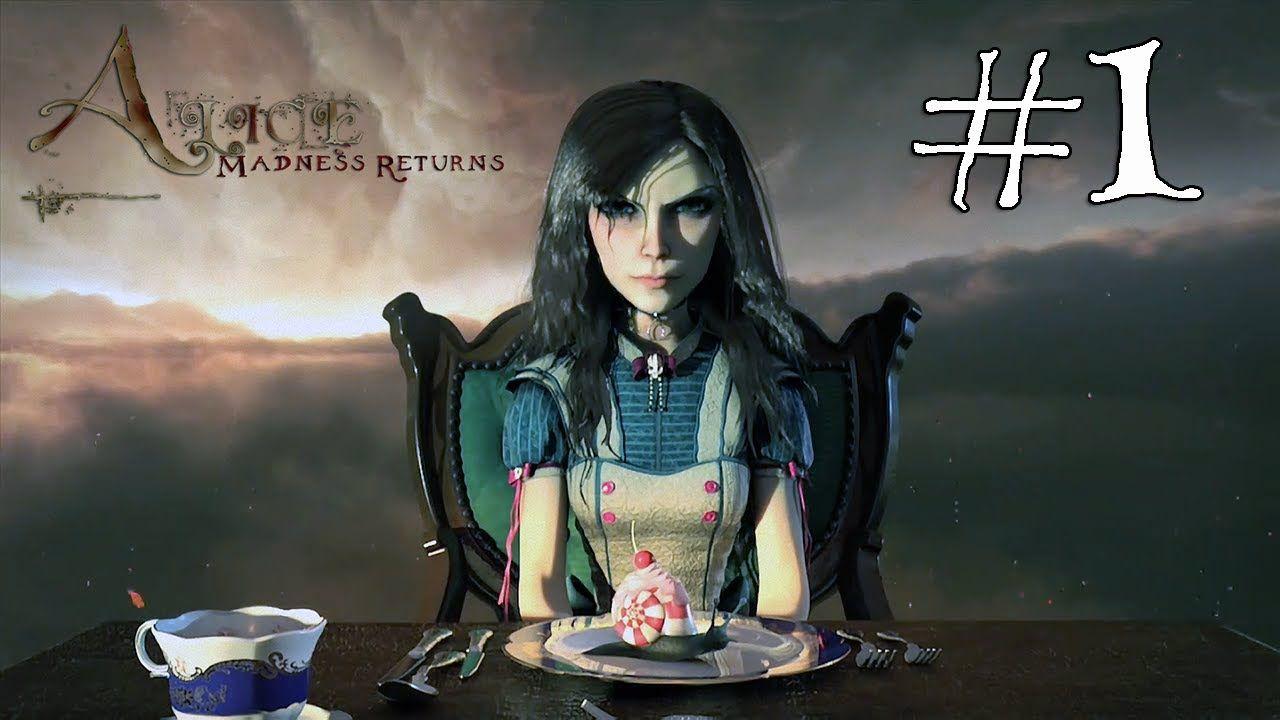 Alice Madness Returns Walkthrough Chapter 2 alice: madness returns gameplay walkthrough part 1 - chapter
