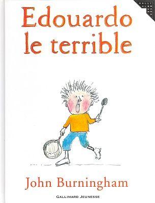 Livres Ouverts : Edouardo le terrible