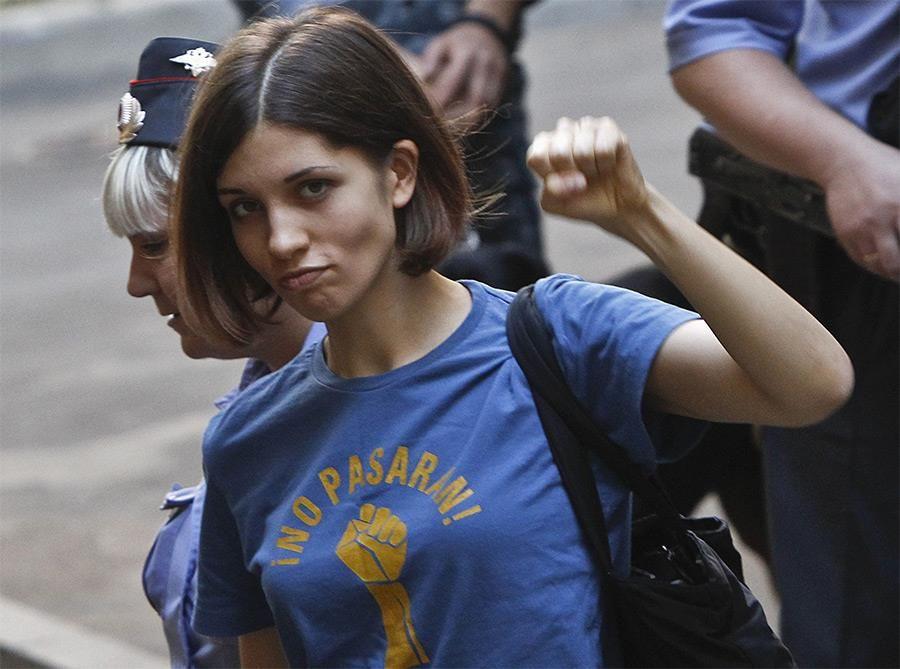 Nadezhda Tolokonnikova: Closing Statement at the Pussy RiotTrial