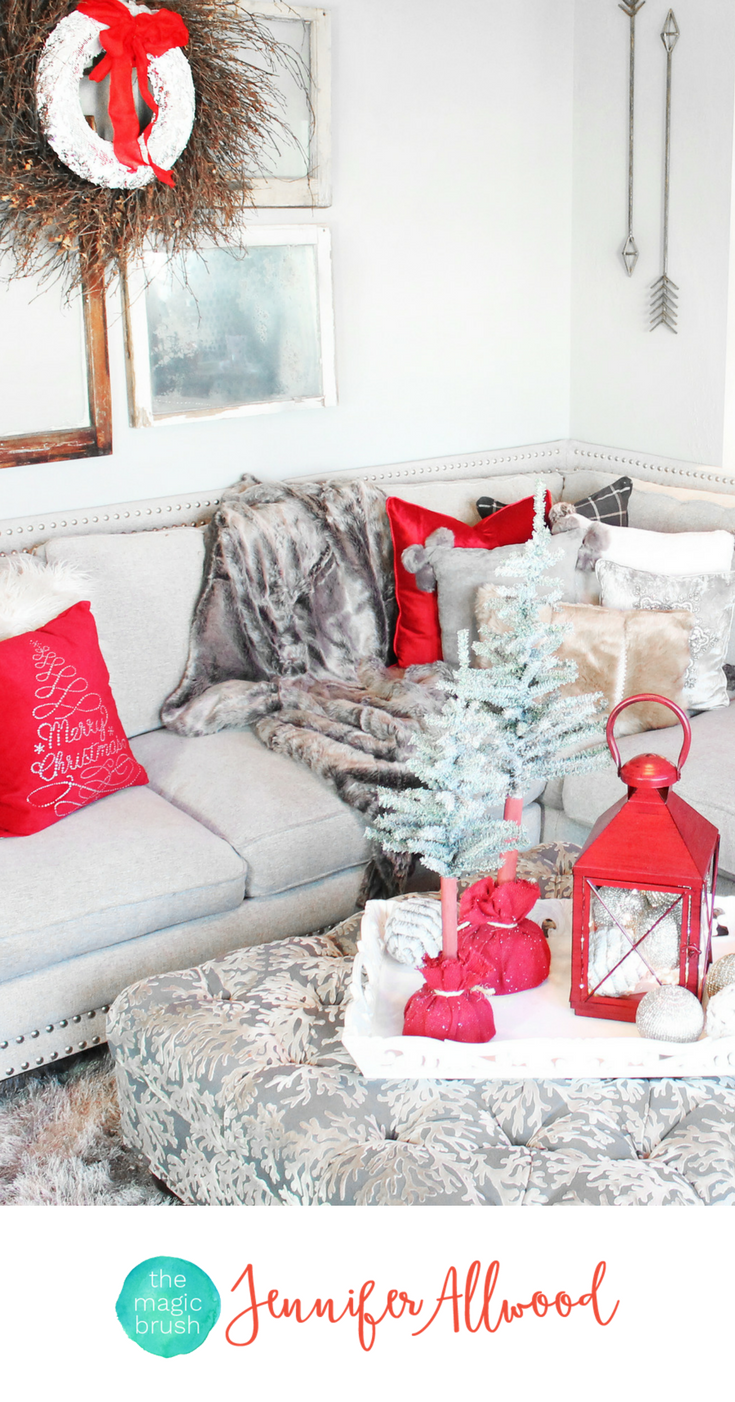 Christmas Decorations | Christmas pillow, Decoration and Wreaths