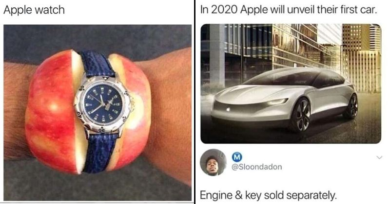 Apple Watch In 2020 Apple Will Unveil Their First Car Engine Key