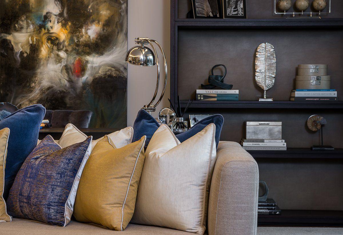 Private Belgravia Apartment   Living room decor cozy ...