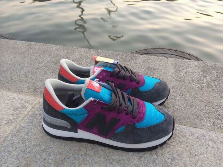 99134f47a Newest New Balance 990 Grey Purple Blue Red 2015 Mens Sneakers