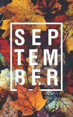 Septembre Fond D Ecran Telephone Automne Image Automne