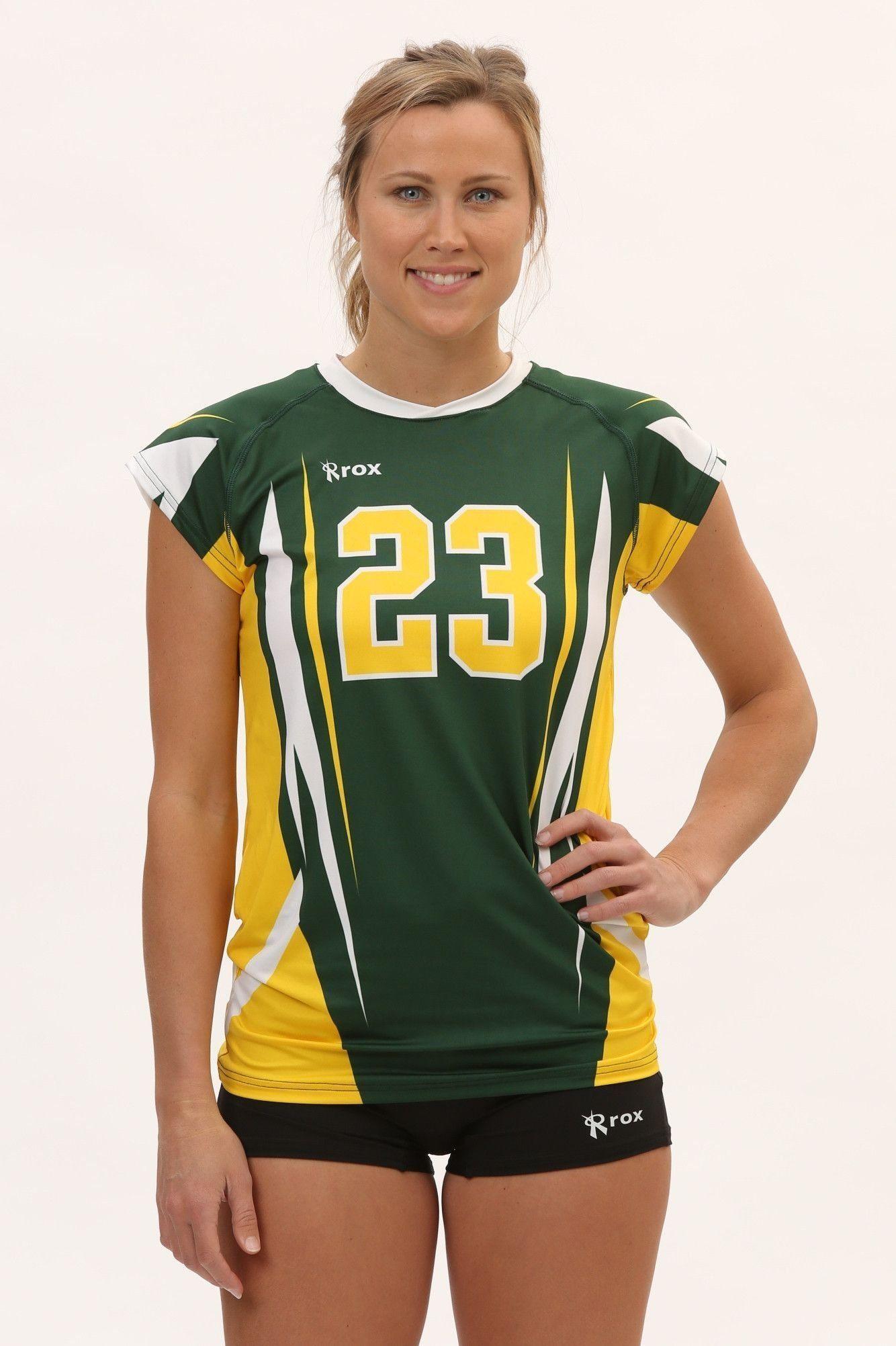 Inspirational Volleyball Quotes Volleyball Design Elegant Quantum Cap Sleeve Sub Cap Design E En 2020 Camisetas Deportivas Volleyball Femenino Voleibol Uniformes