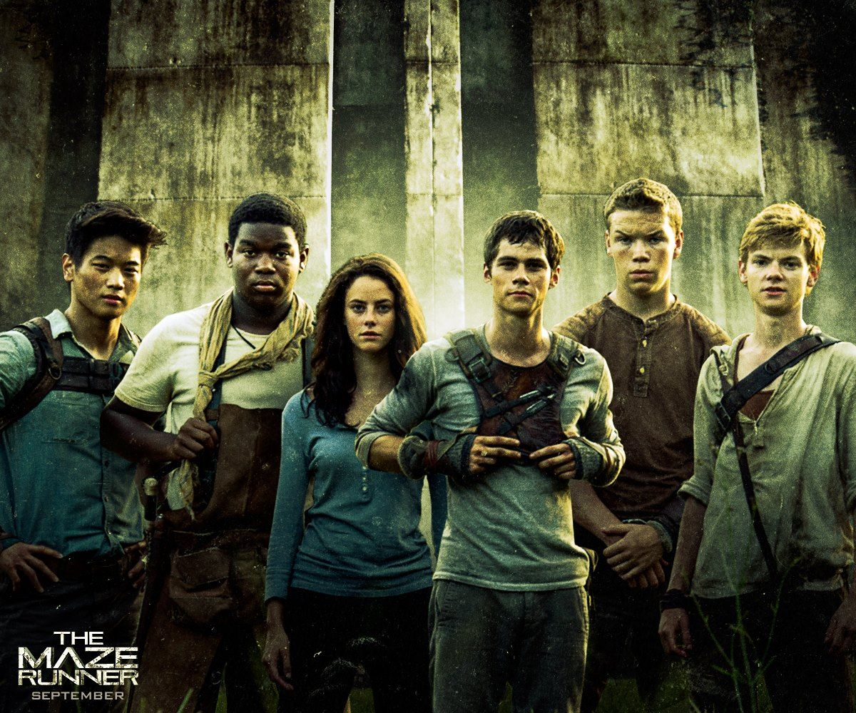 What Character Are YOU From The Maze Runner?   Maze runner characters, Maze  runner movie, Maze runner