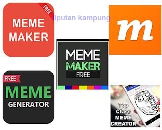 7 Aplikasi Pembuat Meme Di Android Meme Meme Lucu Lucu