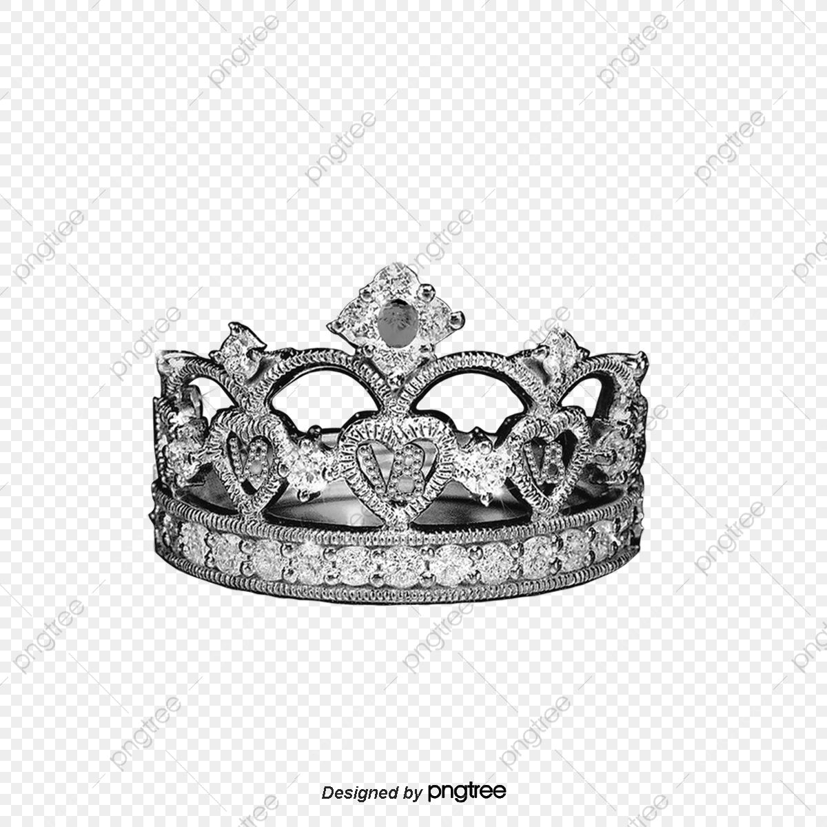 Gray And Black Metal Crown Crown Clipart Jewelry Accessories Imperial Crown Png Transparent Clipart Image And Psd File For Free Download Metal Crown Black Metal Clip Art