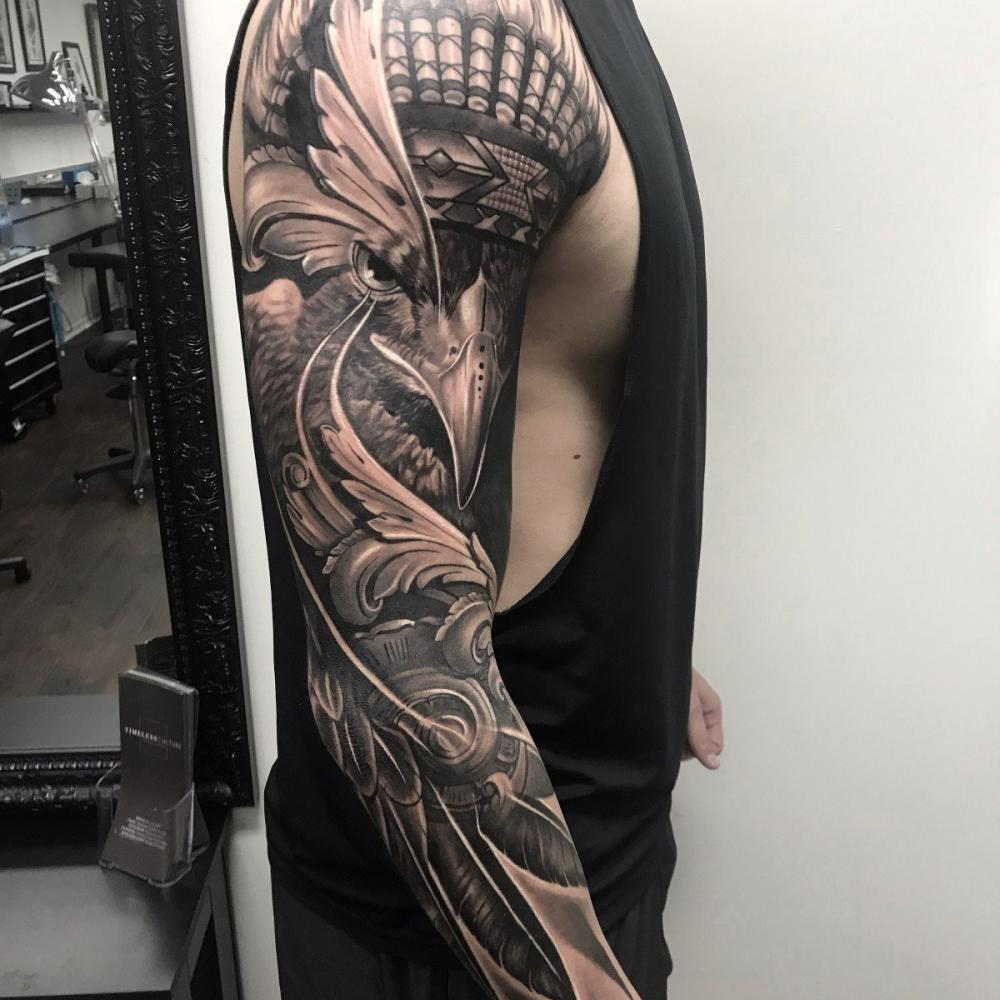 Josh Sara Tattoo Artist in 2020 Tattoos for guys
