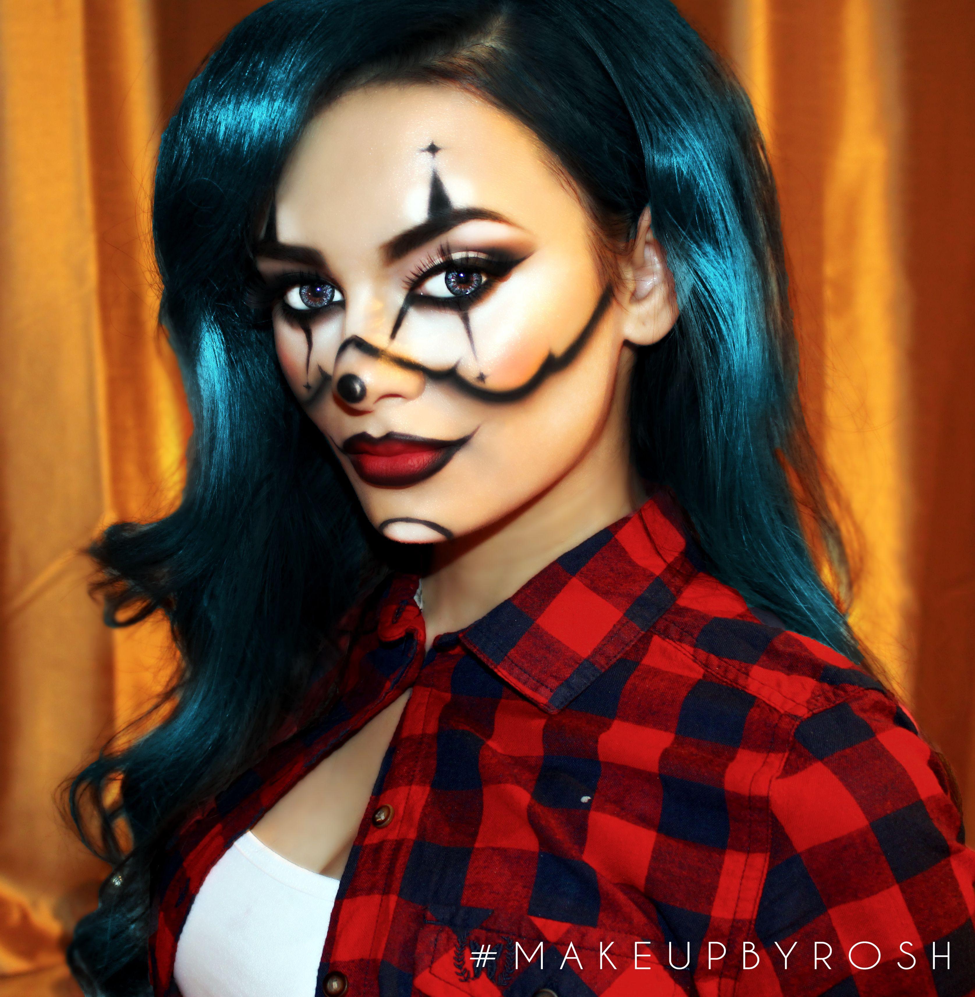 gangster halloween makeup   cartooncreative.co