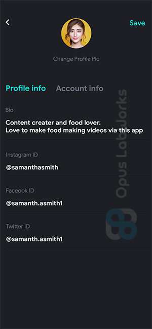 Tiktok App Video Creating Android App Short Video Ios App Flutter Template Qvid App Template Android Apps Ios App