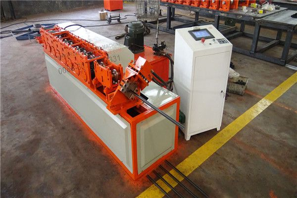 Automatic U Type Light Steel Keel Compression Machine Goruntuler Ile Aletleri
