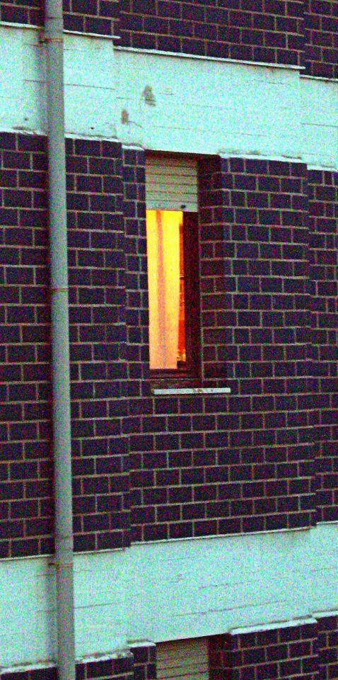 at my bedroom window (III)