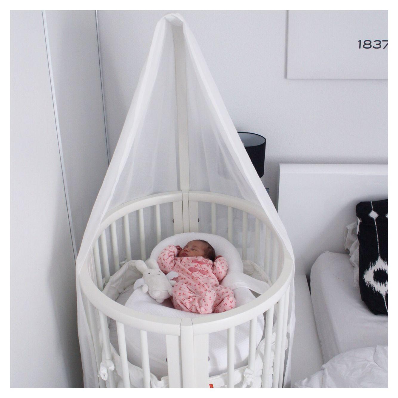boho addict baby girl nursery sleepi mini stokke crib pinteres. Black Bedroom Furniture Sets. Home Design Ideas