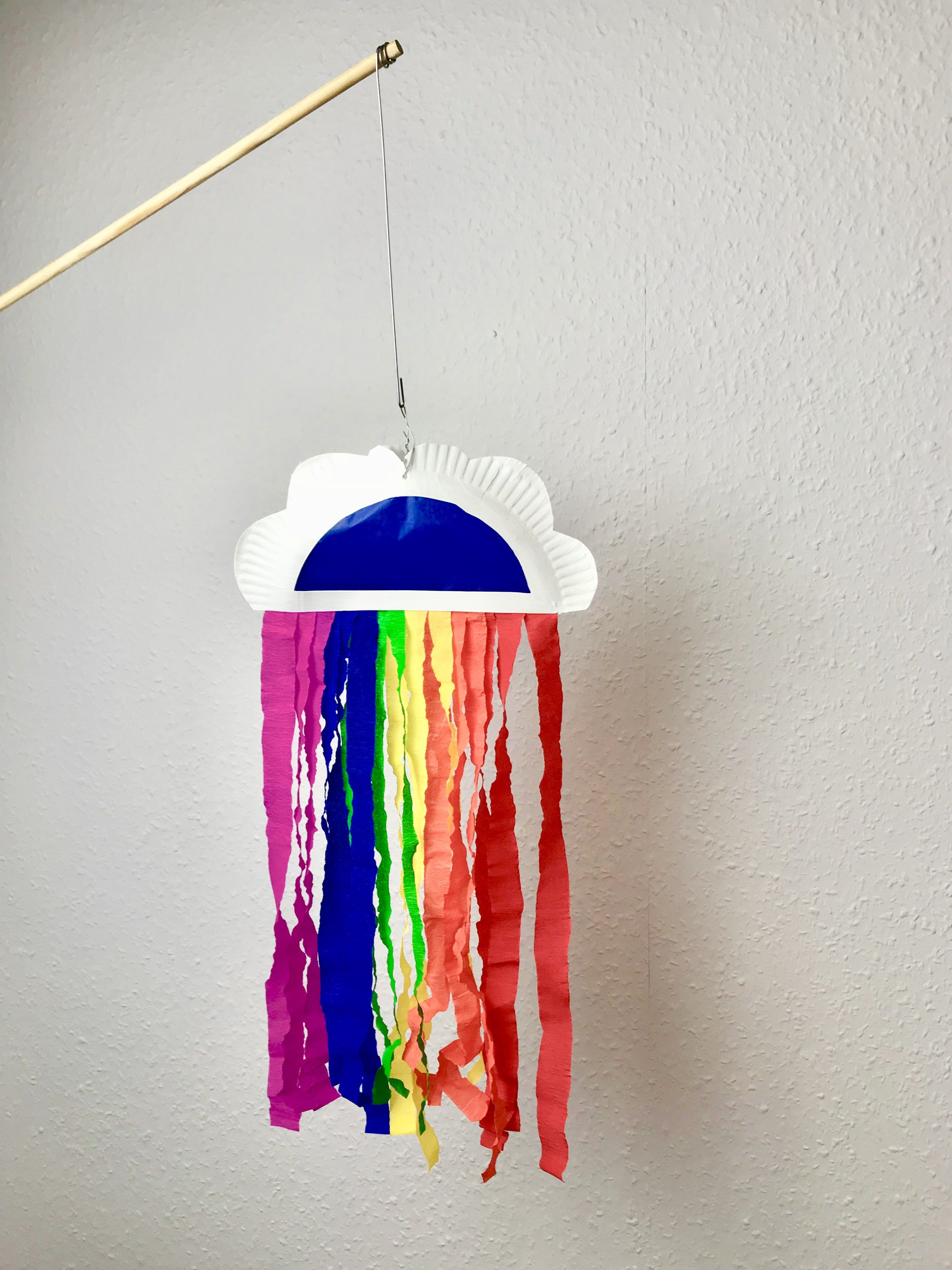 Photo of Lanterns are easy and quick to make, even for small children