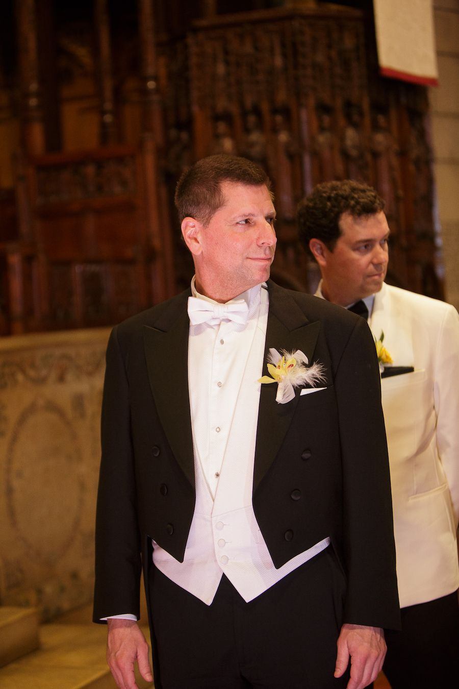 Alexandra and haroldus grand church wedding in manhattan bride