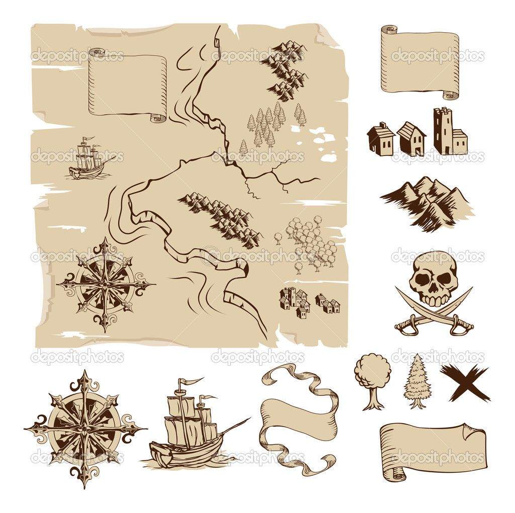 Pin By Kate Whitney On Uiux Pinterest Treasure Maps