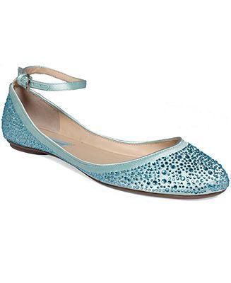 a713b51e3e6b Blue by Betsey Johnson Joy Evening Flats - Shoes - Macy s