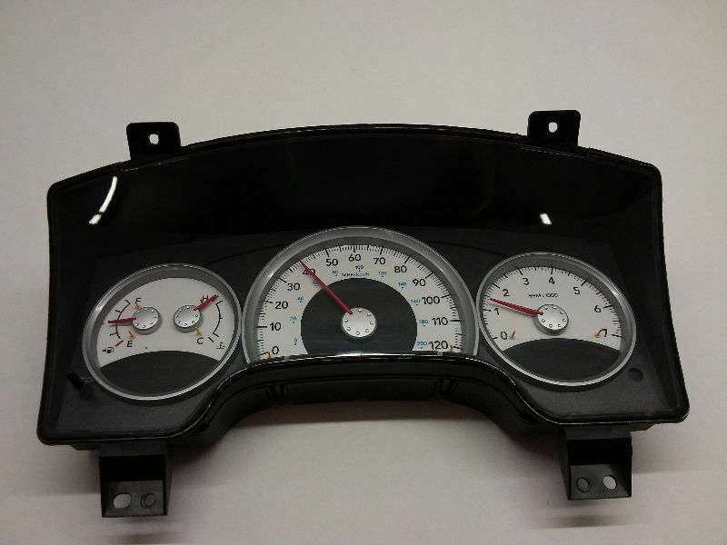 Sponsored Ebay 2005 Dodge Dakota Speedometer Instrument Cluster