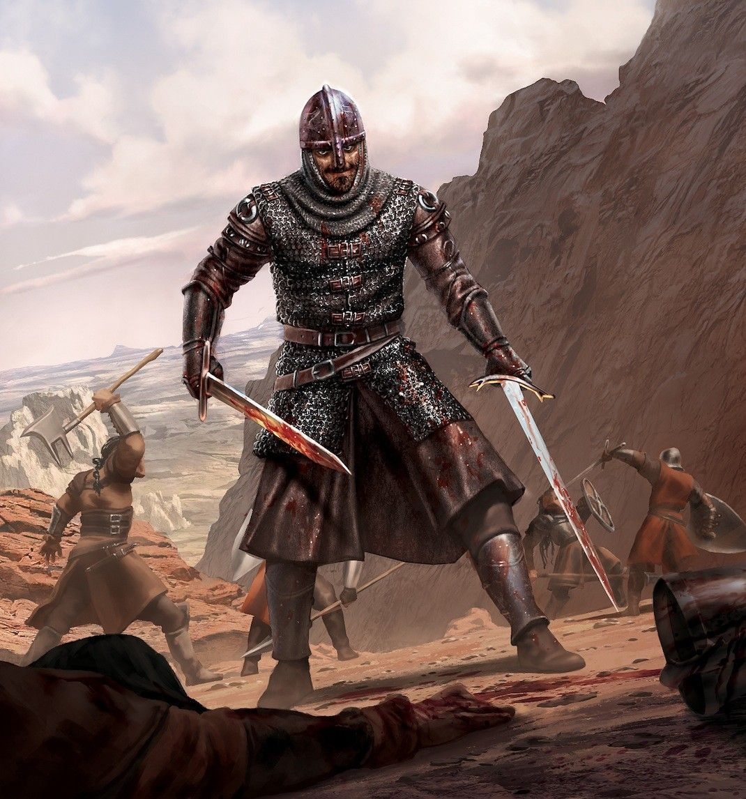 Warriors Fire And Ice Word Count: Bronn Fights The Mountain Clans Of The Vale