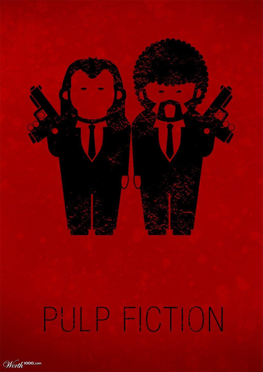 Pulp Fiction | #movieposter