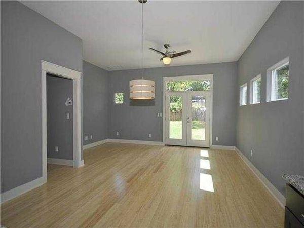 Wandfarbe Grautöne - im Einklang mit der Mode bleiben Wandfarbe - farbideen wohnzimmer grau