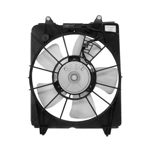 Tyc 601330 Honda Cr V Replacement Cooling Fan Assembly