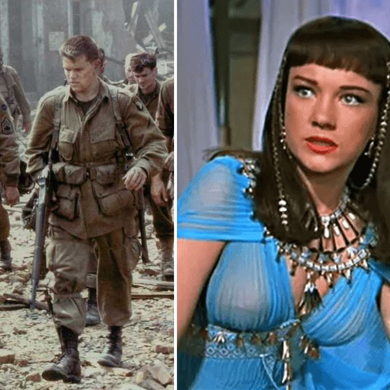 Costume Mistakes That Made It To The Final Cut