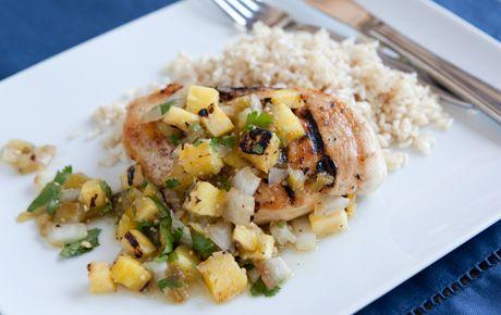 Chicken with Pineapple Salsa | WholeFoodsMarket.com