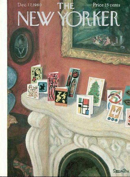 ☆☆☆☆☆The New Yorker December 17, 1960☆☆☆☆☆