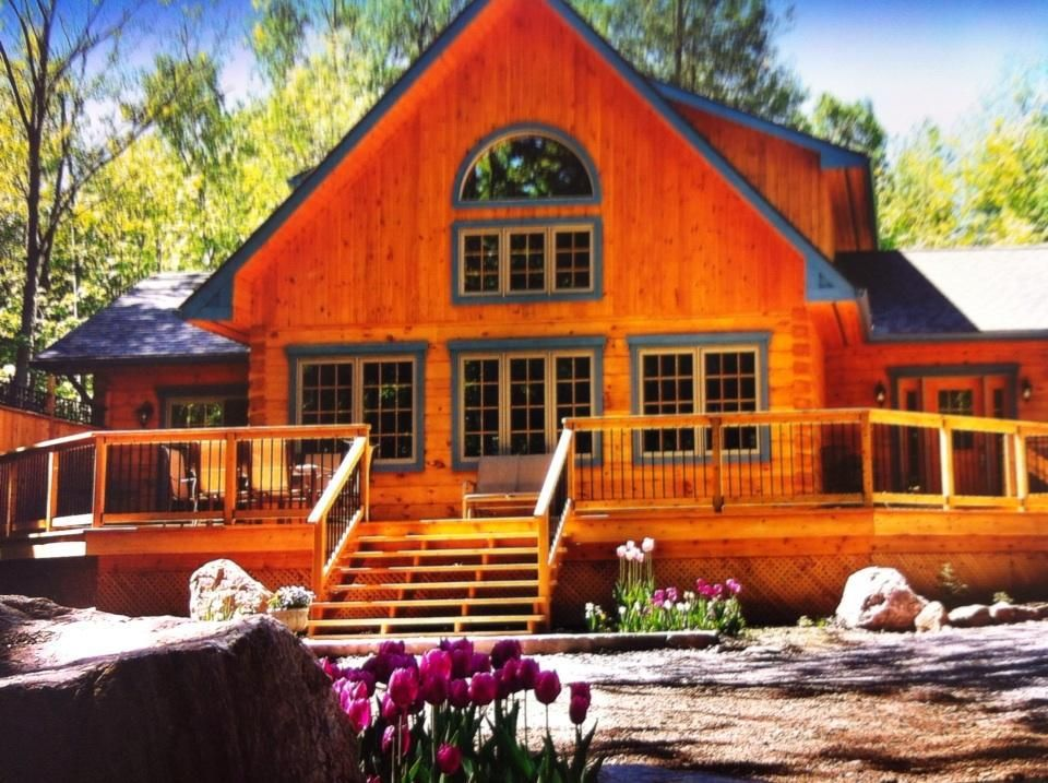 Home by integrity construction services inc custom for Custom cottage homes