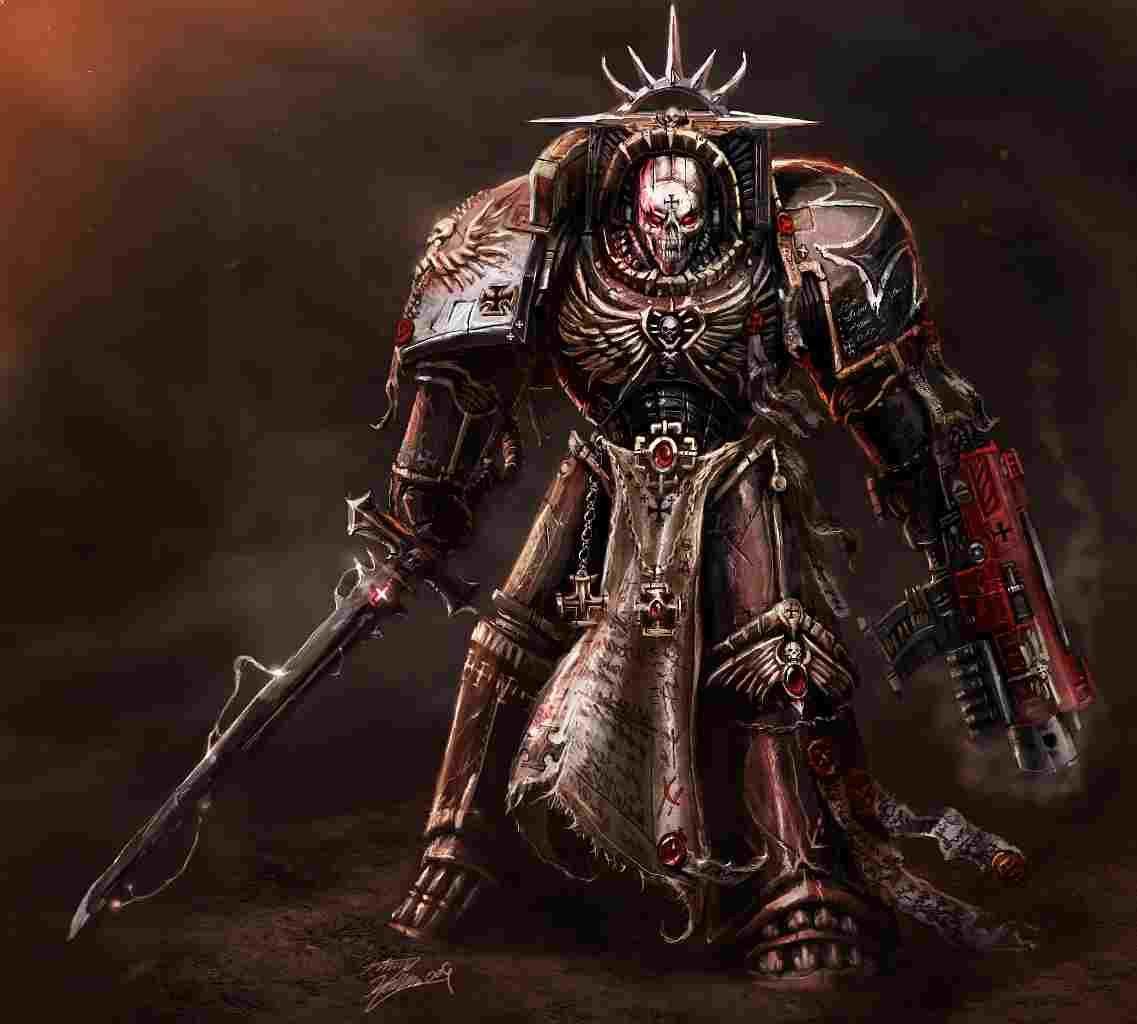 Black Templars Warhammer Warhammer 40000 Warhammer Art