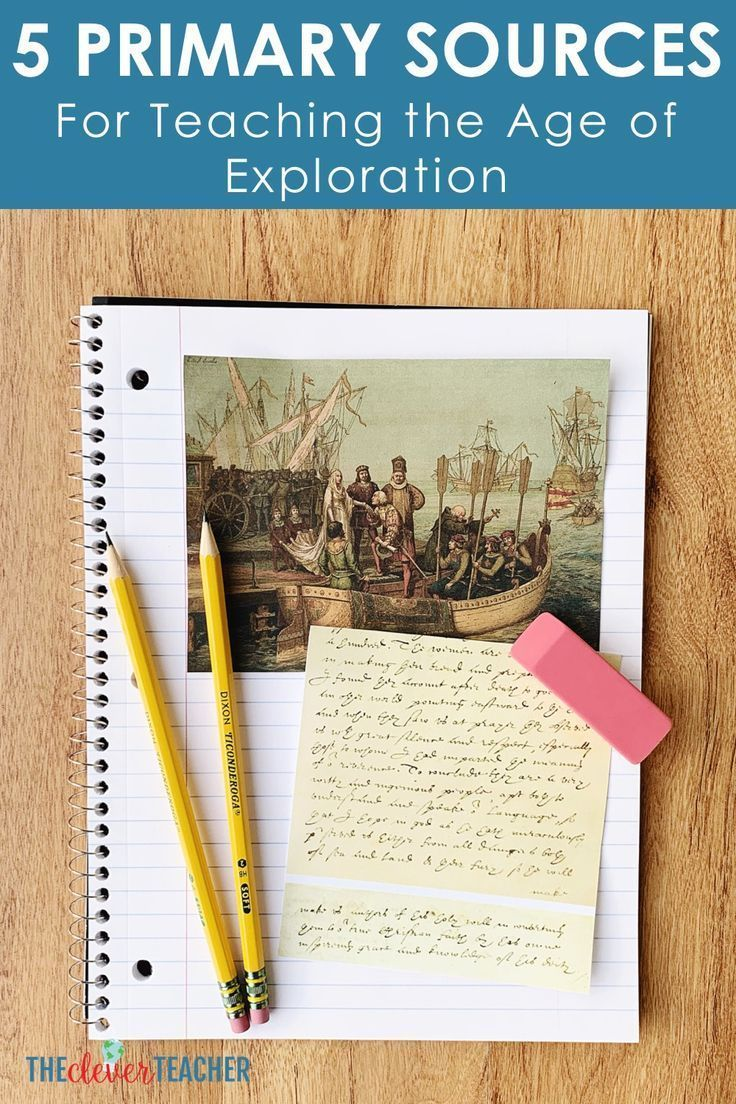 Photo of 5 Compelling Primary Sources for Teaching about the Age of Exploration