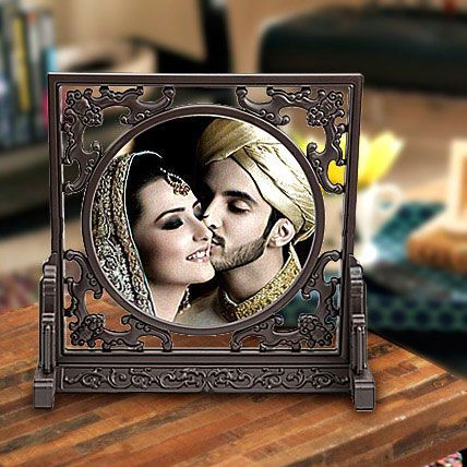 Photo frame gift for husband @Bookmyflowers.com | Birthday Gifts for ...