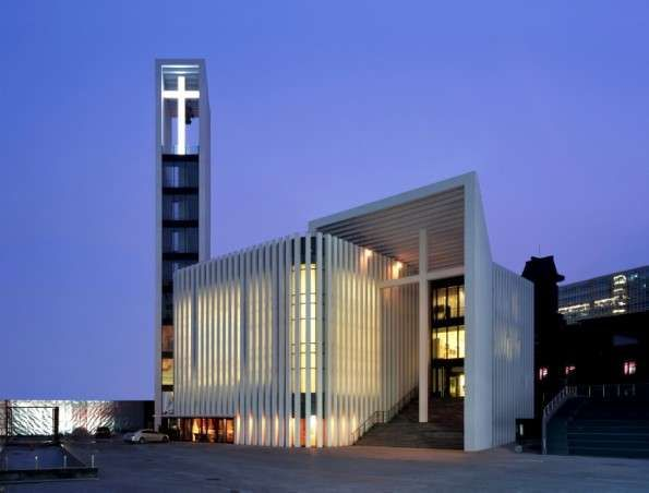 75 Unconventional Worship Constructions | Architecture | Church