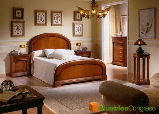 Decoracion de dormitorios matrimoniales clasicos dise o - Decoracion de interiores dormitorios ...