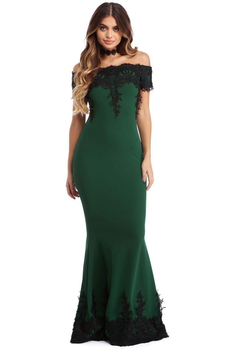 Anne emerald enamored dress windsorcloud dresses