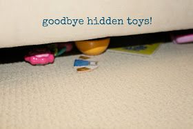 Rachel S Nest Diy Under The Sofa Toy Blocker Diy Pet Toys Pet Diy Projects Diy