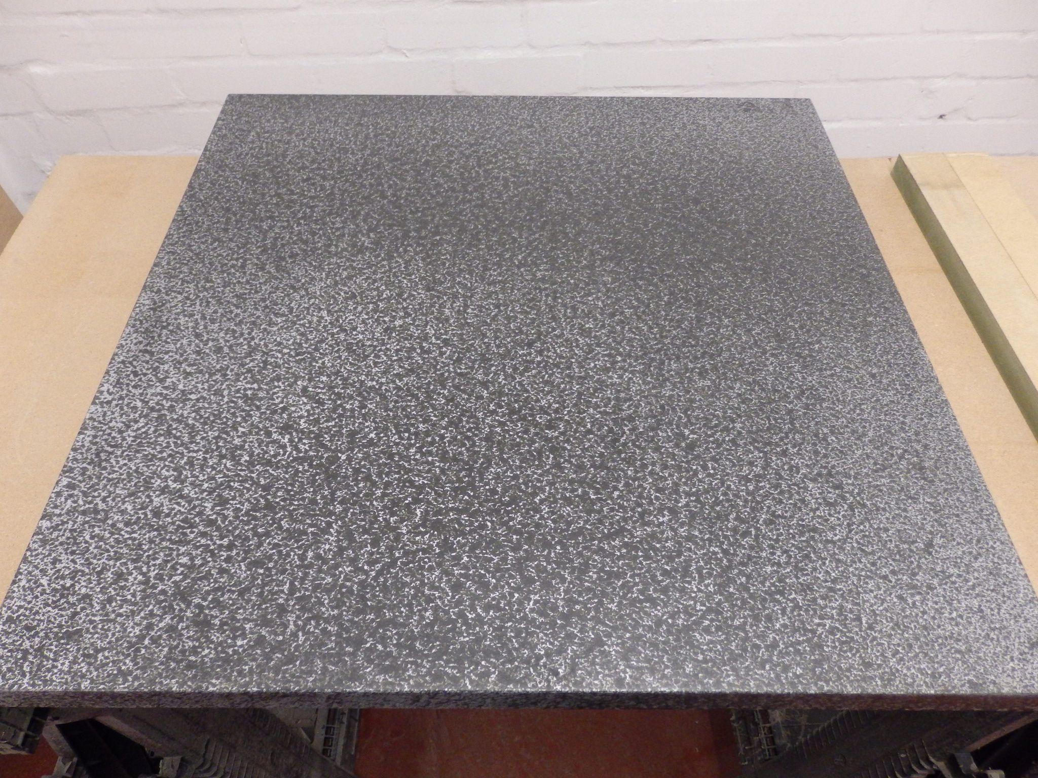 Zinc Table Top La Taska Patina