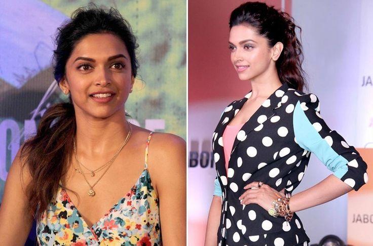 #HairStyles Best Hairstyles Ideas : Deepika Padukones ...